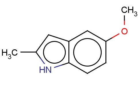 5-Methoxy-2-methylindole