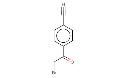 20099-89-2 | 4-(2-Bromoacetyl)benzonitrile