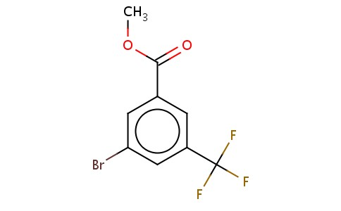 187331-46-0 | Methyl 3-bromo-5-(trifluoromethyl)benzoate