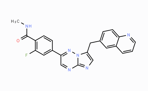 The first c-Met inhibitor approved by the FDA to market